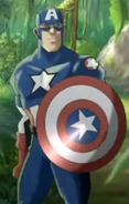 Steven Rogers (Tierra-60808) de Ultimate Avengers 2 Rise of the Panther 002