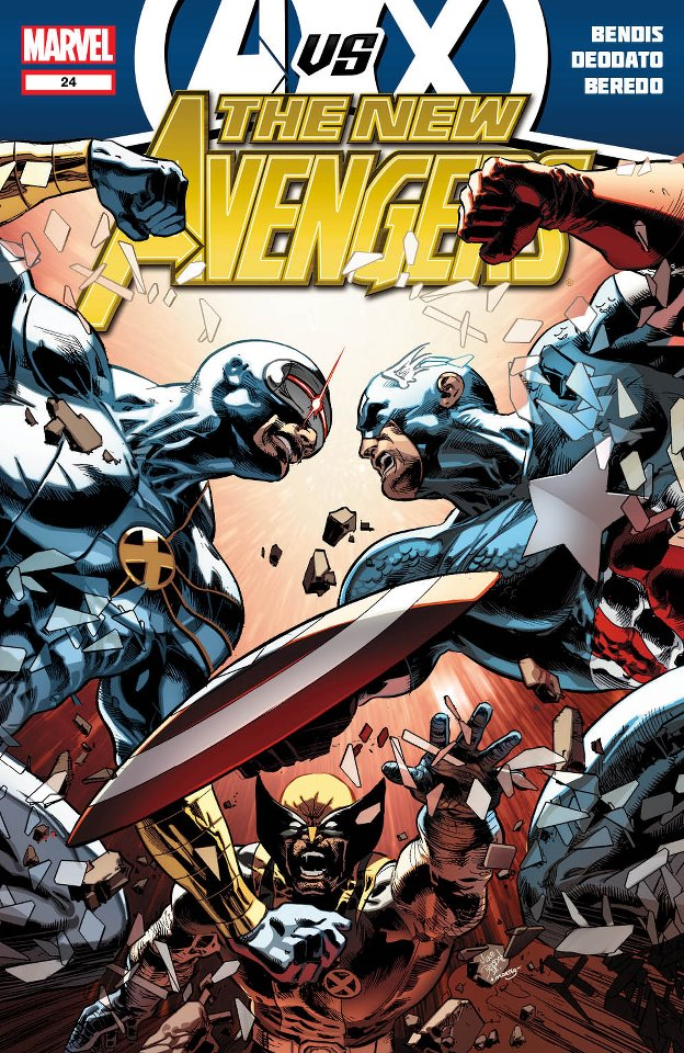 The Lord Zeke/Avengers Vs. X-Men ¿y Wolverine?
