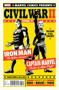 Civil War II Vol 1 1 Cho Variant