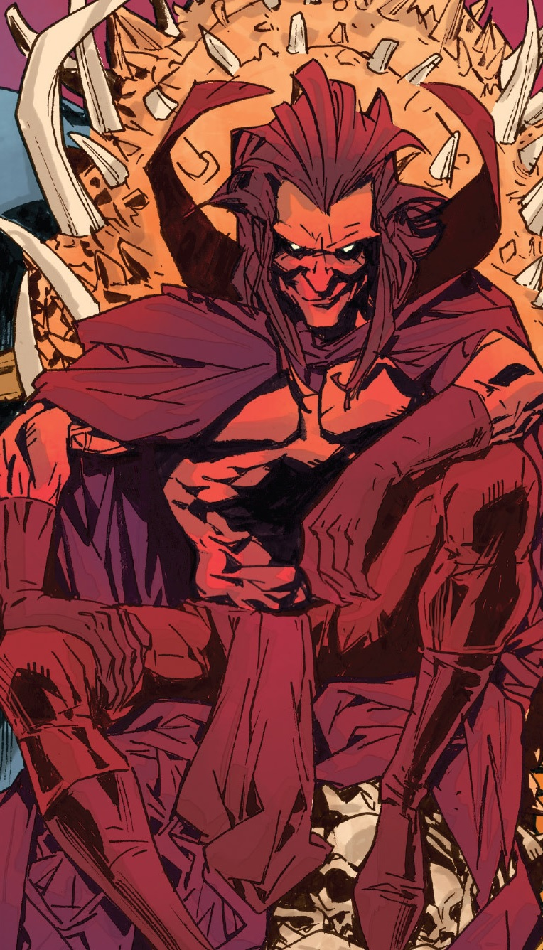 Mefisto (Terra-616)