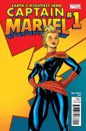 Captain Marvel Vol 7 1