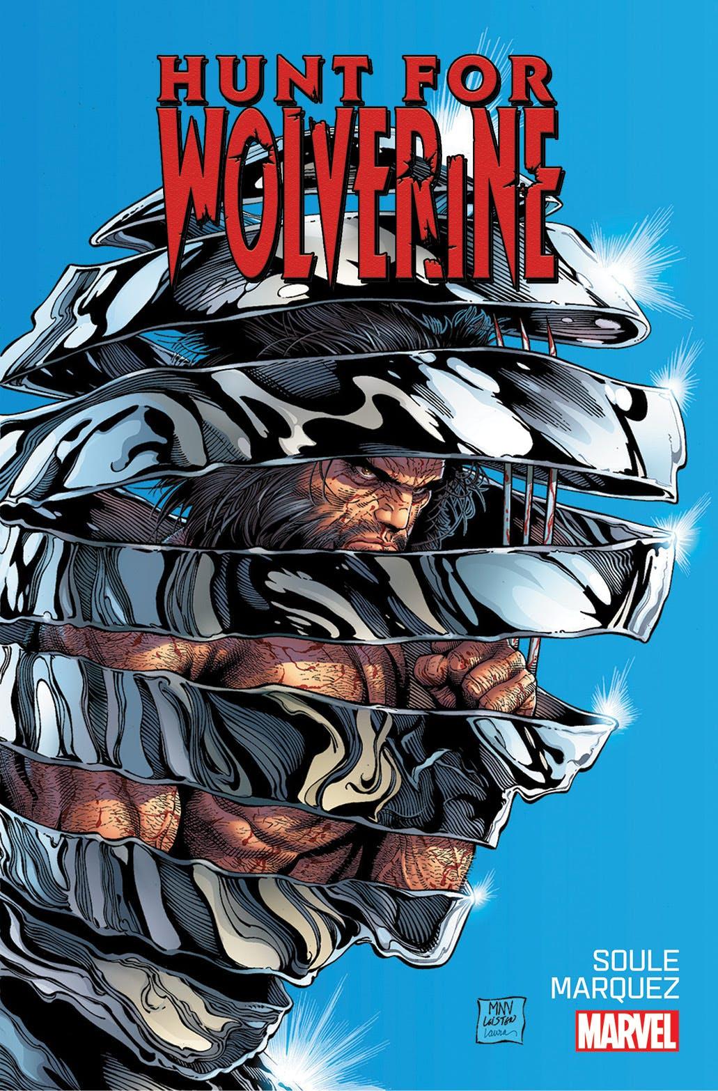 Caça ao Wolverine Vol 1 1