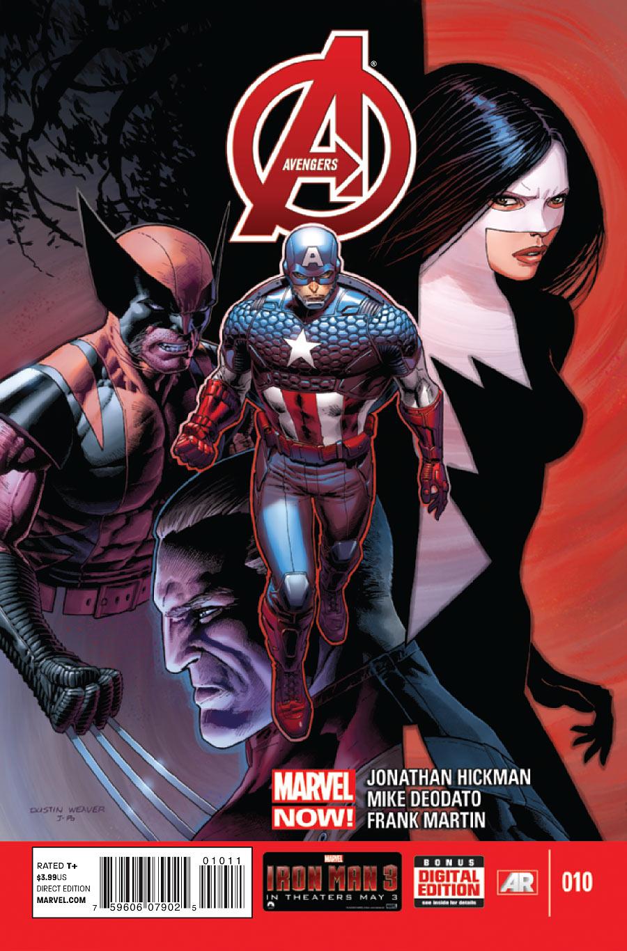 Os Vingadores Vol 5 10