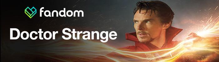 FiliusLunae/Dr. Strange: 7 Cosas Extrañas Sobre 'El Doctor Extraño'