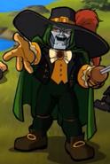 Victor von Doom (Tierra-TRN176)