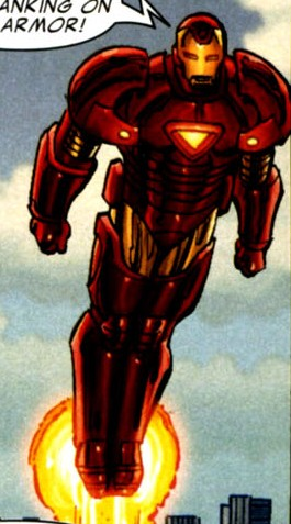 Anthony Stark (Terra-71016)