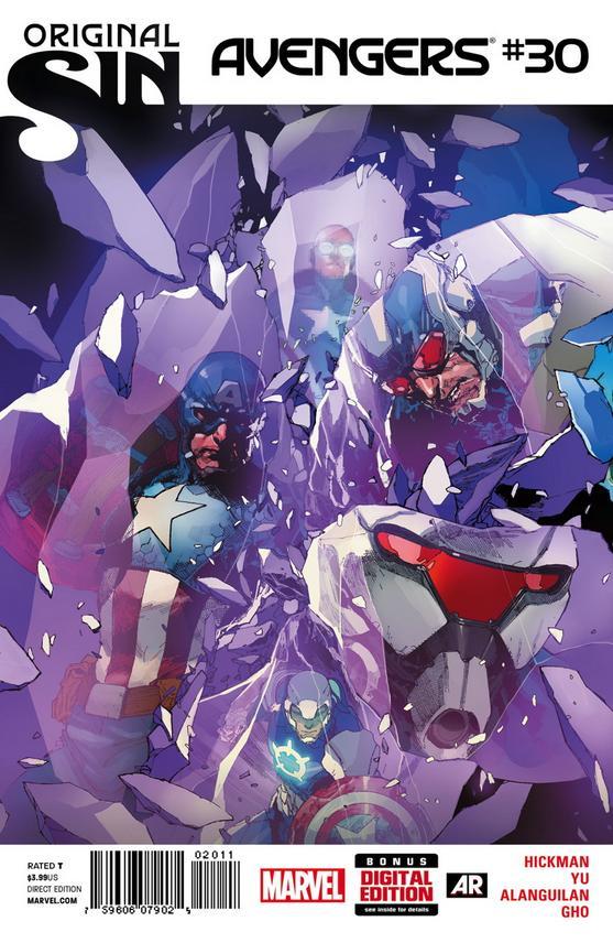 Os Vingadores Vol 5 30