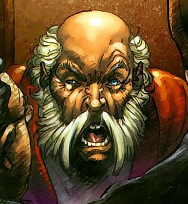 Señor Howlett (Tierra-616)