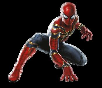 Костюм Железного паука