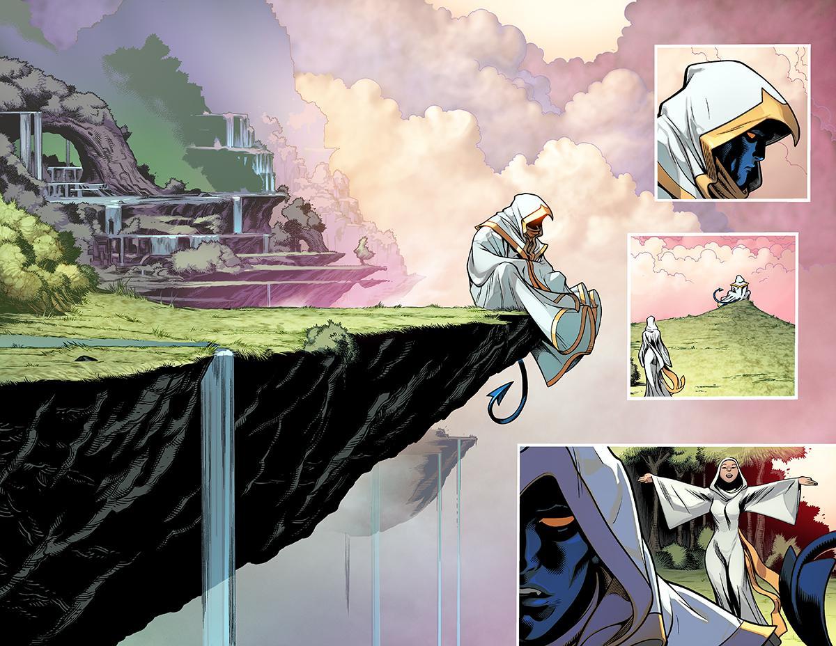 The War Knight/Regresa Nightcrawler en Amazing X-Men