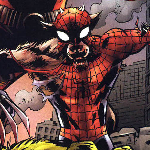 Peter Parker (Terra-7085)