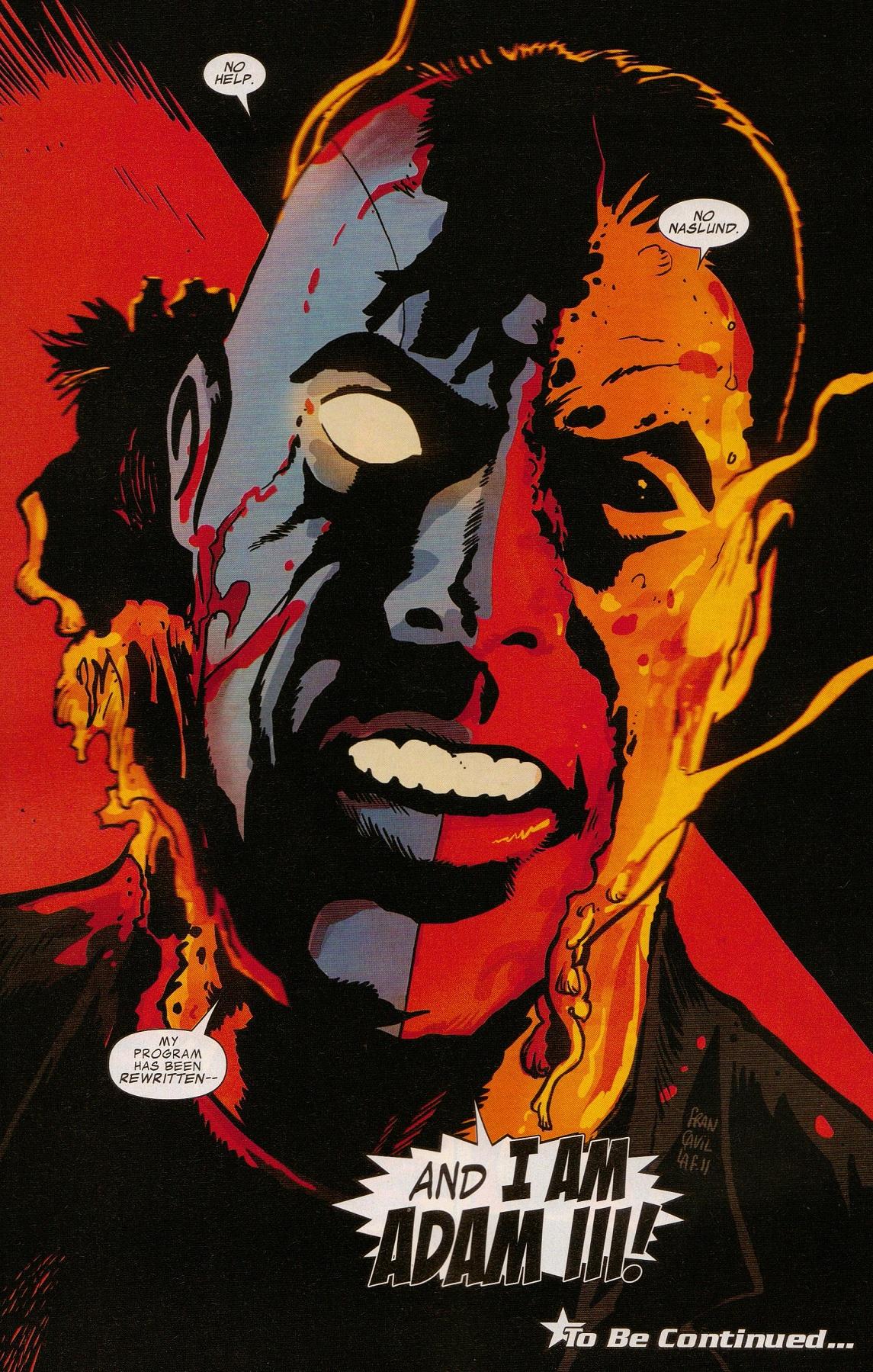 Adam II (Tierra-616)