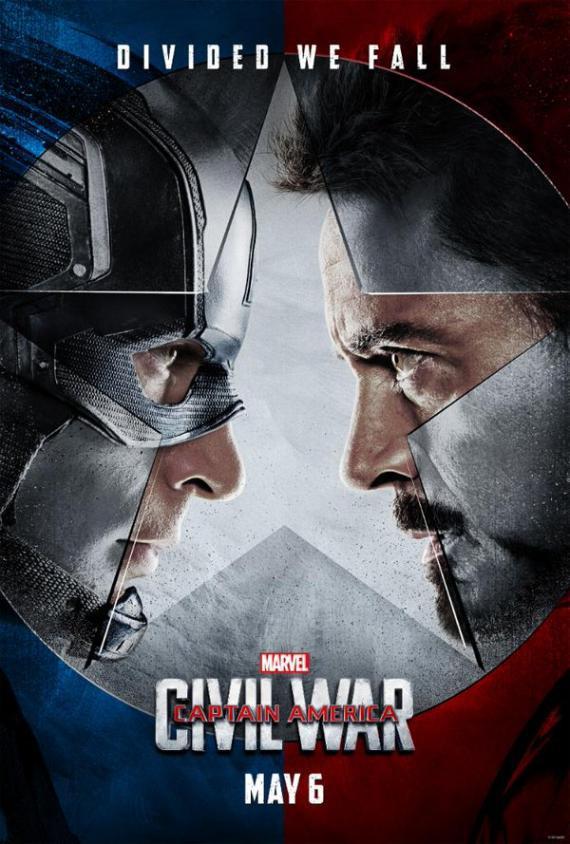 The War Knight/Primer teaser trailer de Capitán América: Civil War
