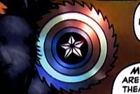 Defenders Vol 3 4 Captain America's shield.jpg