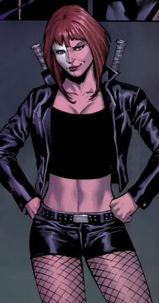 Mary Walker (Tierra-616)