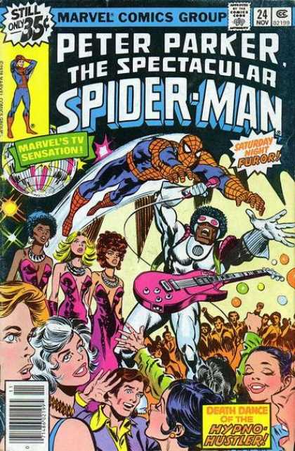 Peter Parker, O Espetacular Homem-Aranha Vol 1 24