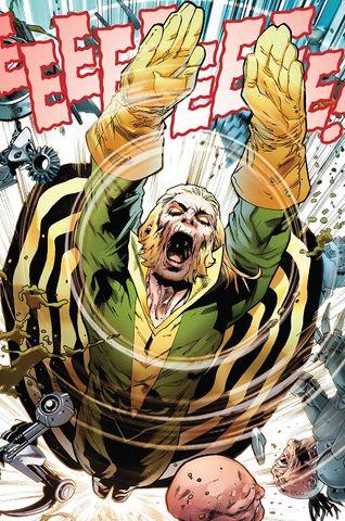 Sean Cassidy (Tierra-616)