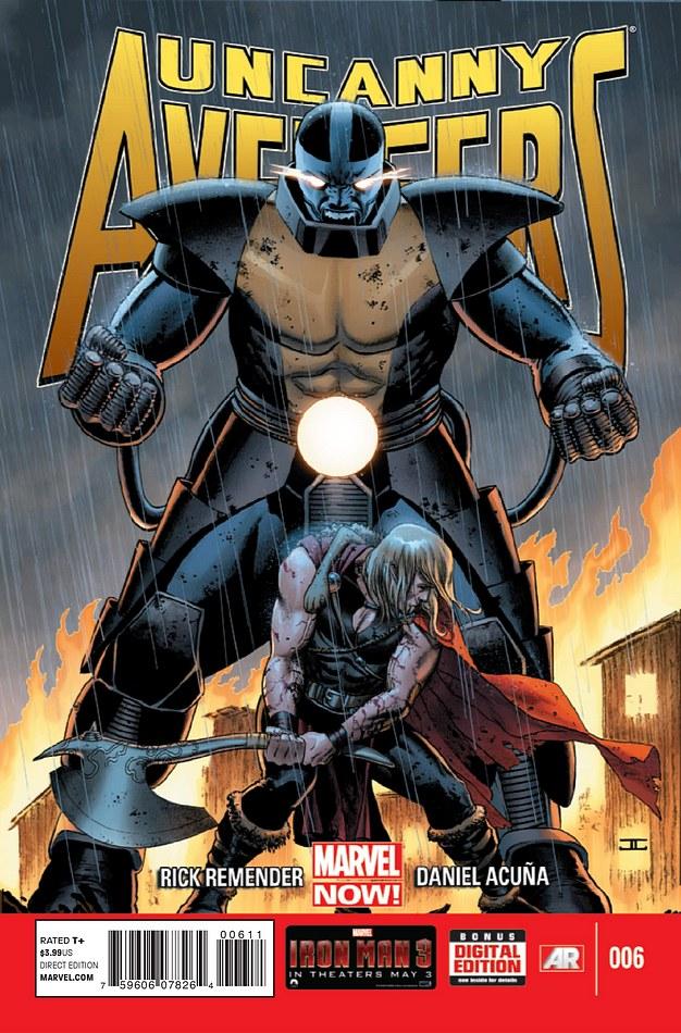Fabulosos Vingadores Vol 1 6