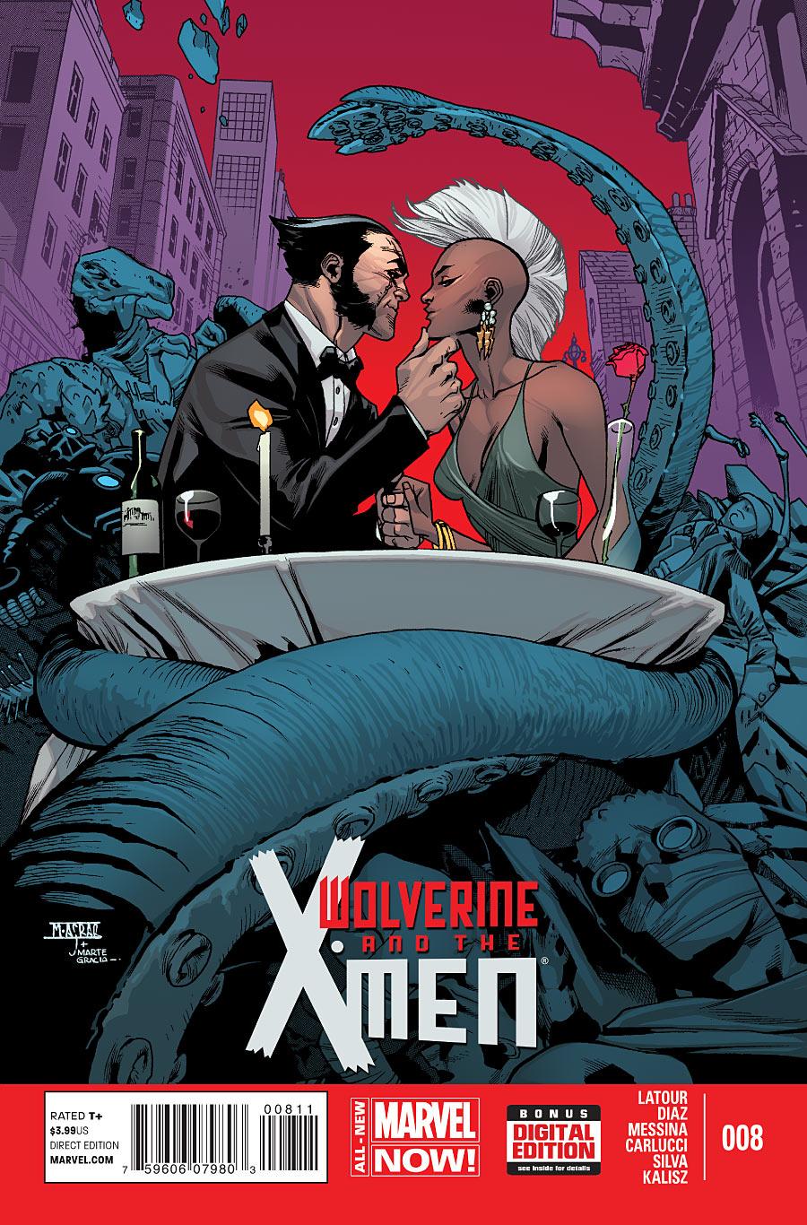 Wolverine e os X-Men Vol 2 8