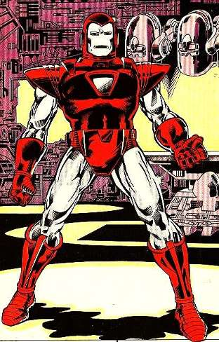 Armadura de Iron Man MK VII