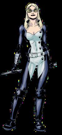 Barbara Morse (Tierra-616)