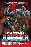 Captain America Vol 7 7