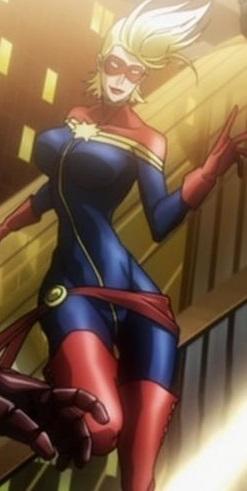 Carol Danvers (Tierra-101001)