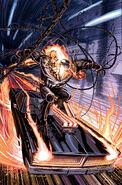 Ghost Rider 5 Weaver Venomized Variant