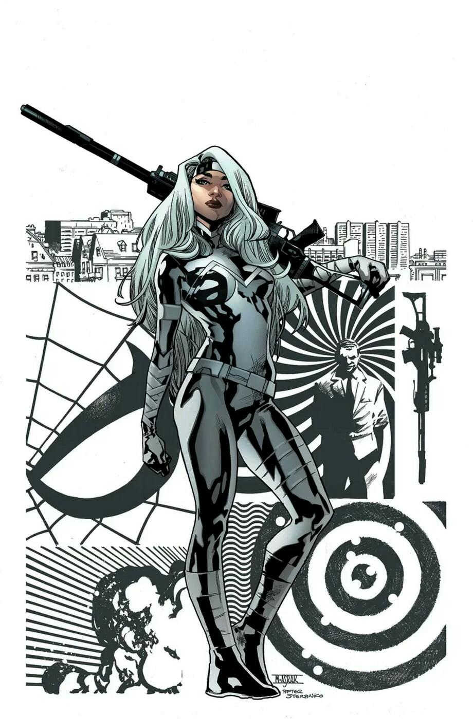Silver Sablinova (Tierra-616)