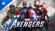 Marvel's Avengers - Bande-annonce de lancement - VF - 4K - PS4