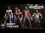 Marvel's Guardians of the Galaxy - Official Reveal Trailer