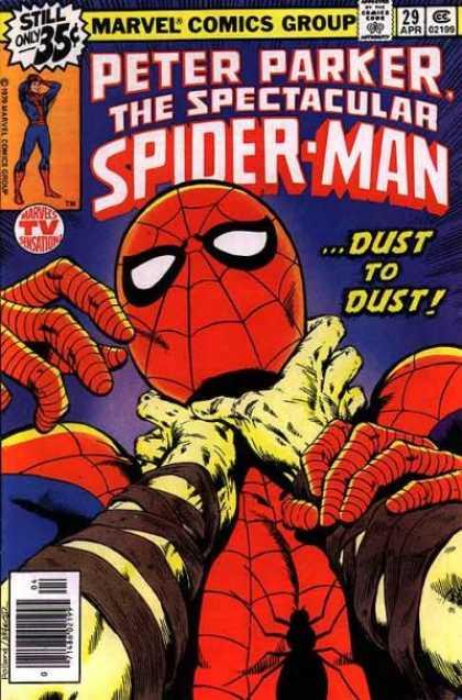 Peter Parker, O Espetacular Homem-Aranha Vol 1 29