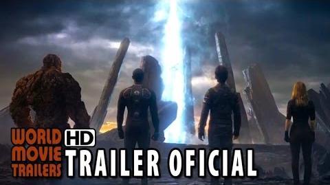 Quarteto Fantástico Trailer Oficial Dublado (2015) HD