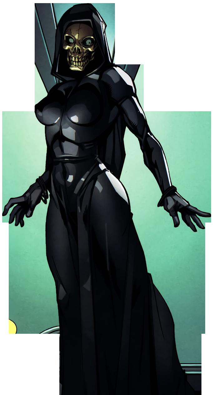 Death (Tierra-616)