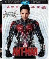 Blu-ray обложка «Человека-муравья»