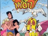 'Mazing Man Vol 1 11