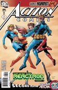 Action Comics Vol 1 881