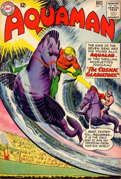 Aquaman Vol 1 12