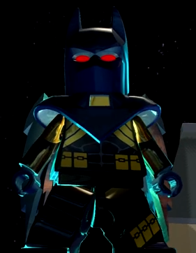 Jean-Paul Valley (Lego Batman)