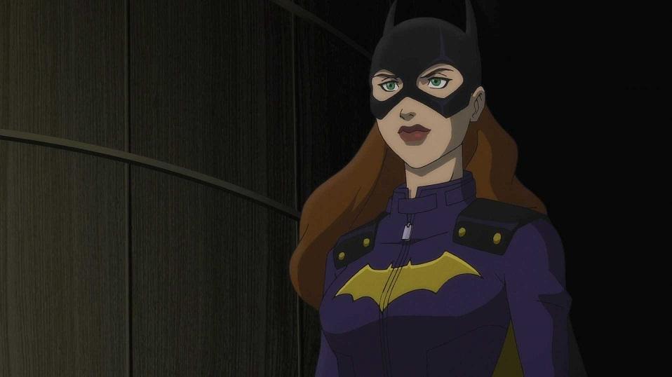 Barbara Gordon (DC Animated Movie Universe)