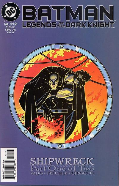 Batman: Legends of the Dark Knight Vol 1 112