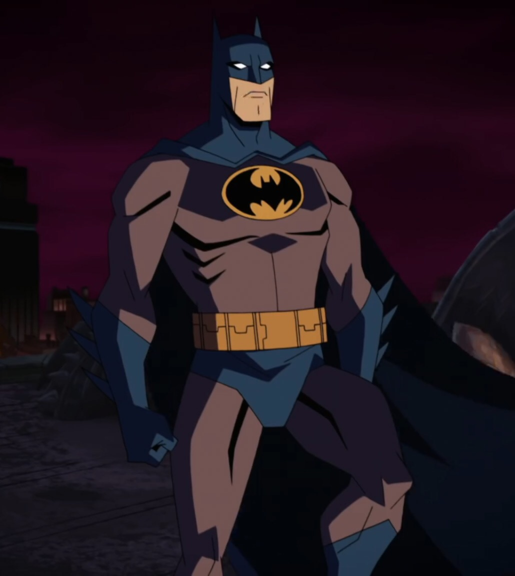 Bruce Wayne (Batman vs. TMNT)