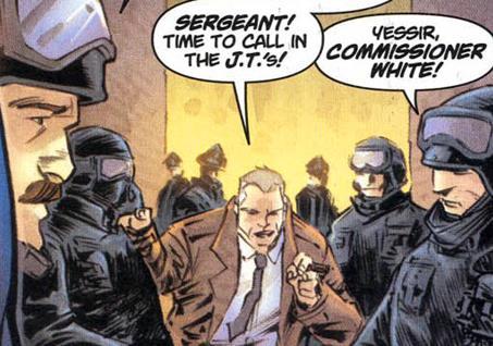 Commissioner White (Mash-Up)
