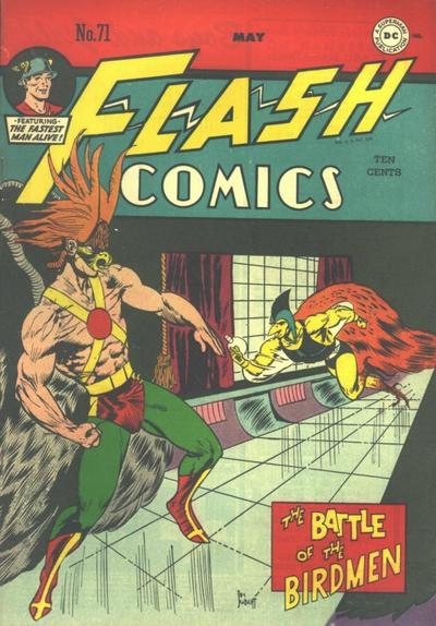 Flash Comics Vol 1 71