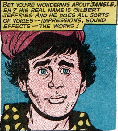 Gilbert Jeffries (New Earth)