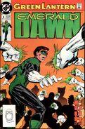 Green Lantern Emerald Dawn 4