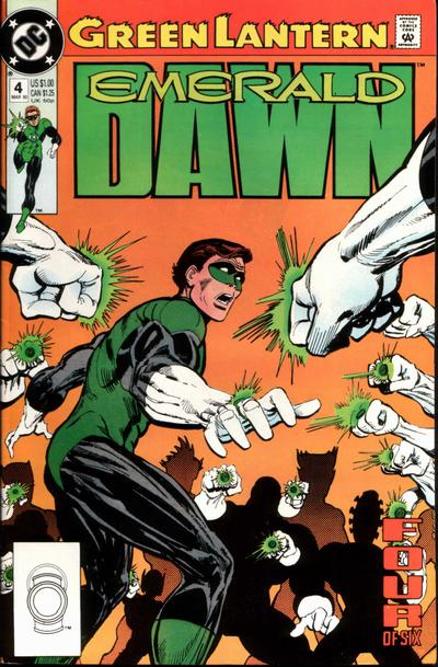 Green Lantern: Emerald Dawn Vol 1 4