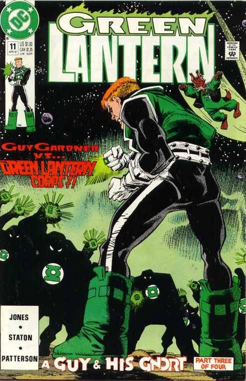 Green Lantern Vol 3 11