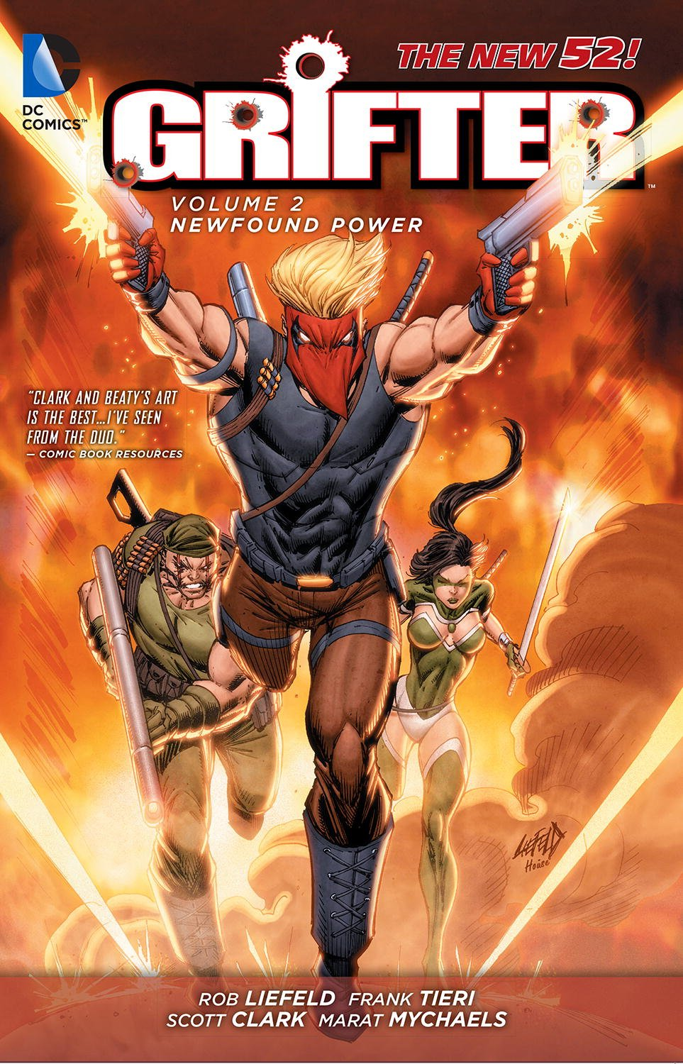 Grifter: Newfound Power (Collected)