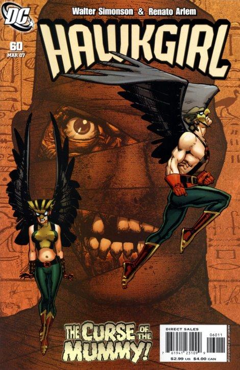 Hawkgirl Vol 1 60